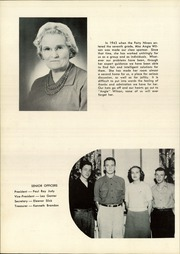 Page 16, 1949 Edition, Burris High School - Oracle Yearbook (Muncie, IN) online yearbook collection