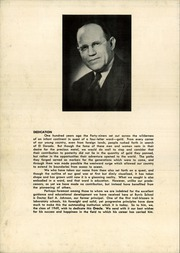 Page 6, 1949 Edition, Burris High School - Oracle Yearbook (Muncie, IN) online yearbook collection