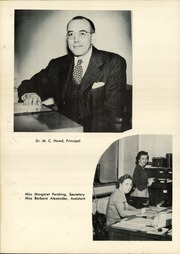 Page 8, 1949 Edition, Burris High School - Oracle Yearbook (Muncie, IN) online yearbook collection