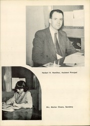 Page 9, 1949 Edition, Burris High School - Oracle Yearbook (Muncie, IN) online yearbook collection
