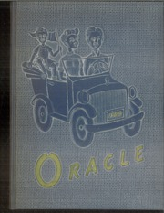 Page 1, 1950 Edition, Burris High School - Oracle Yearbook (Muncie, IN) online yearbook collection