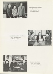 Page 10, 1950 Edition, Burris High School - Oracle Yearbook (Muncie, IN) online yearbook collection