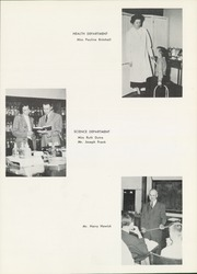 Page 11, 1950 Edition, Burris High School - Oracle Yearbook (Muncie, IN) online yearbook collection