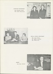 Page 14, 1950 Edition, Burris High School - Oracle Yearbook (Muncie, IN) online yearbook collection