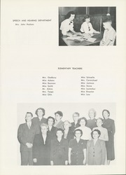 Page 15, 1950 Edition, Burris High School - Oracle Yearbook (Muncie, IN) online yearbook collection