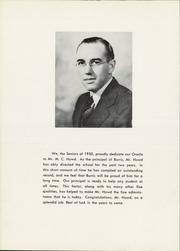 Page 6, 1950 Edition, Burris High School - Oracle Yearbook (Muncie, IN) online yearbook collection
