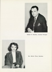 Page 9, 1950 Edition, Burris High School - Oracle Yearbook (Muncie, IN) online yearbook collection