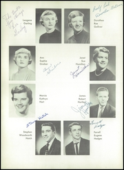 Page 12, 1956 Edition, Burris High School - Oracle Yearbook (Muncie, IN) online yearbook collection