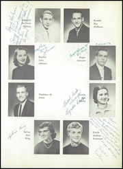 Page 13, 1956 Edition, Burris High School - Oracle Yearbook (Muncie, IN) online yearbook collection