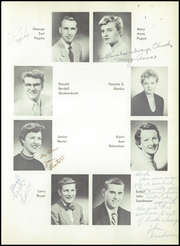 Page 17, 1956 Edition, Burris High School - Oracle Yearbook (Muncie, IN) online yearbook collection
