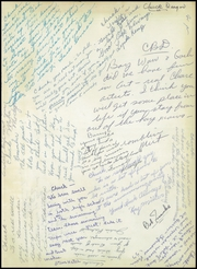 Page 3, 1956 Edition, Burris High School - Oracle Yearbook (Muncie, IN) online yearbook collection