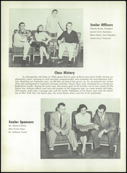 Page 8, 1956 Edition, Burris High School - Oracle Yearbook (Muncie, IN) online yearbook collection