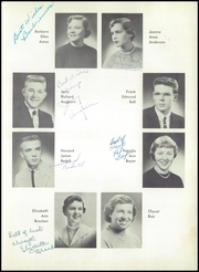 Page 9, 1956 Edition, Burris High School - Oracle Yearbook (Muncie, IN) online yearbook collection