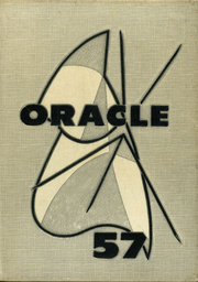 Page 1, 1957 Edition, Burris High School - Oracle Yearbook (Muncie, IN) online yearbook collection