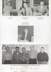 Page 12, 1958 Edition, Burris High School - Oracle Yearbook (Muncie, IN) online yearbook collection