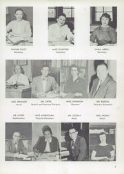 Page 9, 1958 Edition, Burris High School - Oracle Yearbook (Muncie, IN) online yearbook collection