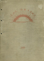 1925 Edition, Rising Sun High School - Sol Orien Yearbook (Rising Sun, IN)