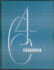 Shakamak High School - Shakamak Yearbook (Jasonville, IN) online yearbook collection, 1964 Edition, Page 1