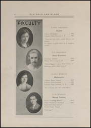Page 10, 1920 Edition, Clinton High School - Old Gold and Black Yearbook (Clinton, IN) online yearbook collection