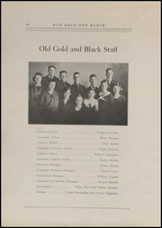 Page 12, 1920 Edition, Clinton High School - Old Gold and Black Yearbook (Clinton, IN) online yearbook collection