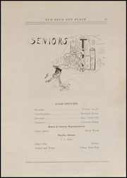 Page 13, 1920 Edition, Clinton High School - Old Gold and Black Yearbook (Clinton, IN) online yearbook collection