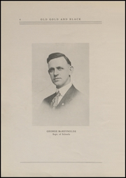 Page 6, 1920 Edition, Clinton High School - Old Gold and Black Yearbook (Clinton, IN) online yearbook collection