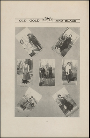 Page 10, 1923 Edition, Clinton High School - Old Gold and Black Yearbook (Clinton, IN) online yearbook collection