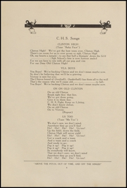 Page 10, 1927 Edition, Clinton High School - Old Gold and Black Yearbook (Clinton, IN) online yearbook collection
