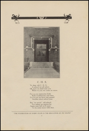 Page 11, 1927 Edition, Clinton High School - Old Gold and Black Yearbook (Clinton, IN) online yearbook collection