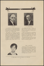 Page 9, 1927 Edition, Clinton High School - Old Gold and Black Yearbook (Clinton, IN) online yearbook collection