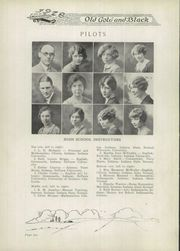 Page 16, 1928 Edition, Clinton High School - Old Gold and Black Yearbook (Clinton, IN) online yearbook collection