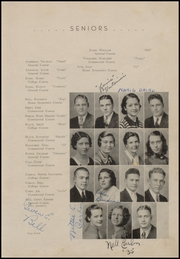 Page 11, 1935 Edition, Clinton High School - Old Gold and Black Yearbook (Clinton, IN) online yearbook collection