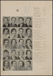 Page 12, 1935 Edition, Clinton High School - Old Gold and Black Yearbook (Clinton, IN) online yearbook collection