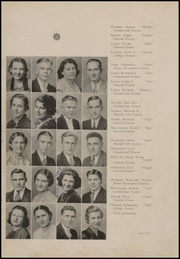 Page 14, 1935 Edition, Clinton High School - Old Gold and Black Yearbook (Clinton, IN) online yearbook collection