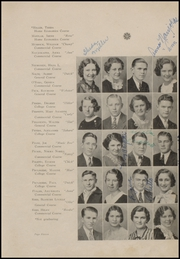 Page 15, 1935 Edition, Clinton High School - Old Gold and Black Yearbook (Clinton, IN) online yearbook collection