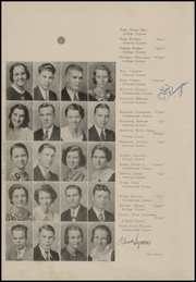 Page 16, 1935 Edition, Clinton High School - Old Gold and Black Yearbook (Clinton, IN) online yearbook collection