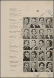 Page 17, 1935 Edition, Clinton High School - Old Gold and Black Yearbook (Clinton, IN) online yearbook collection