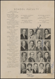 Page 9, 1935 Edition, Clinton High School - Old Gold and Black Yearbook (Clinton, IN) online yearbook collection