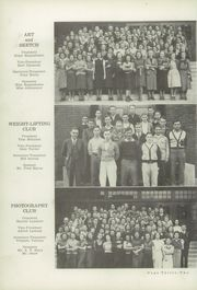 Page 36, 1939 Edition, Clinton High School - Old Gold and Black Yearbook (Clinton, IN) online yearbook collection