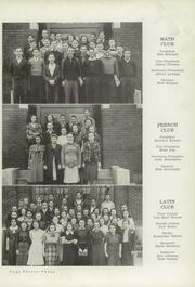 Page 37, 1939 Edition, Clinton High School - Old Gold and Black Yearbook (Clinton, IN) online yearbook collection