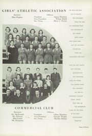 Page 17, 1942 Edition, Clinton High School - Old Gold and Black Yearbook (Clinton, IN) online yearbook collection