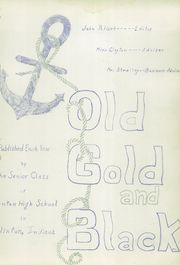Page 5, 1942 Edition, Clinton High School - Old Gold and Black Yearbook (Clinton, IN) online yearbook collection