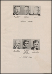 Page 11, 1947 Edition, Clinton High School - Old Gold and Black Yearbook (Clinton, IN) online yearbook collection