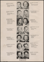 Page 12, 1947 Edition, Clinton High School - Old Gold and Black Yearbook (Clinton, IN) online yearbook collection
