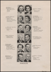 Page 13, 1947 Edition, Clinton High School - Old Gold and Black Yearbook (Clinton, IN) online yearbook collection