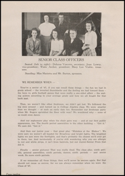 Page 16, 1947 Edition, Clinton High School - Old Gold and Black Yearbook (Clinton, IN) online yearbook collection