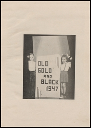 Page 5, 1947 Edition, Clinton High School - Old Gold and Black Yearbook (Clinton, IN) online yearbook collection