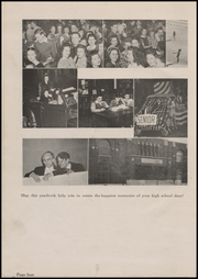 Page 8, 1947 Edition, Clinton High School - Old Gold and Black Yearbook (Clinton, IN) online yearbook collection