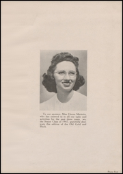 Page 9, 1947 Edition, Clinton High School - Old Gold and Black Yearbook (Clinton, IN) online yearbook collection
