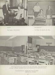 Page 10, 1959 Edition, Clinton High School - Old Gold and Black Yearbook (Clinton, IN) online yearbook collection